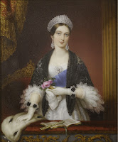 image Queen Victoria as Young Woman at Opera