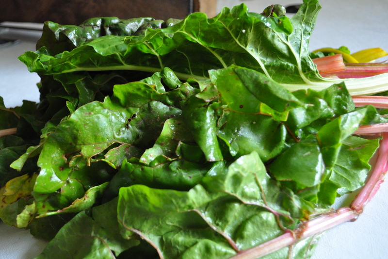 how to cook swiss chard so it is not bitter