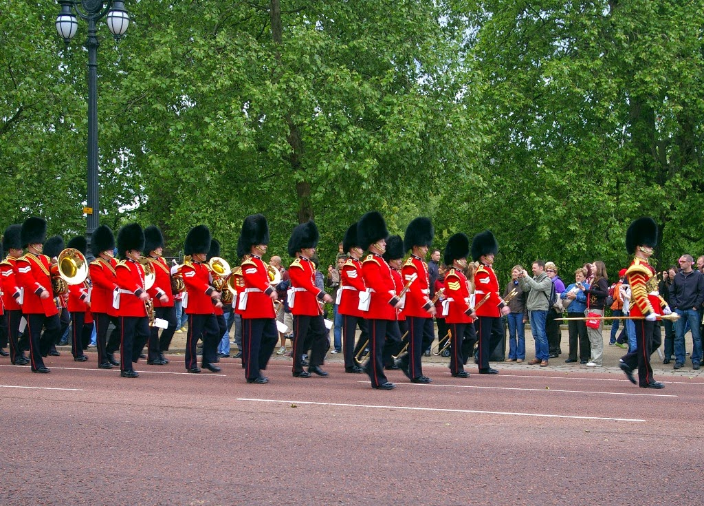 Changing of the guards via TripAdvisor