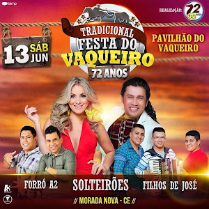 TRADICIONAL FESTA DO VAQUEIRO 72 ANOS