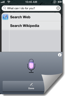 SiriOus A Voice-Dictation Like Siri For Jailbreak iPhone