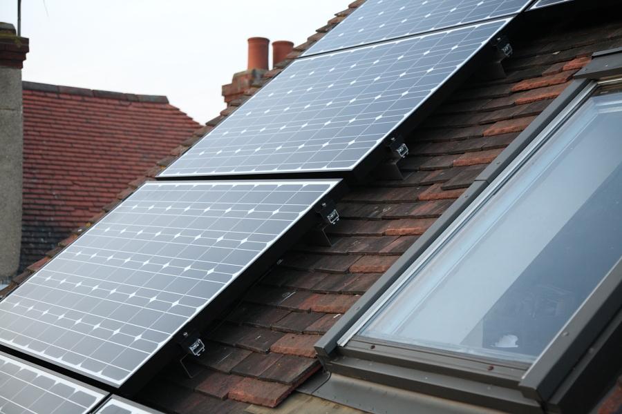August 2014 Poor Solar Generation