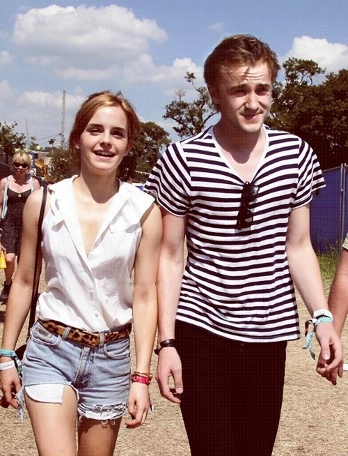 tom felton dating emma watson Who is tom felton dating couples tom felton loves and hookups emma watson admitted that she had a crush on tom felton while filming the first two harry.