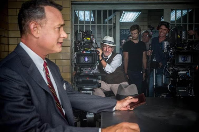 Tom Hanks and Steven Spielberg
