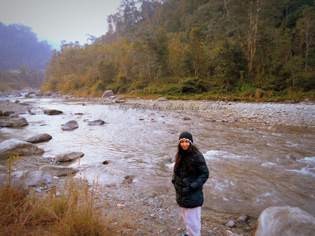 River Reshi in Reshikhola