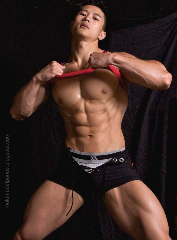 peter lee muscle