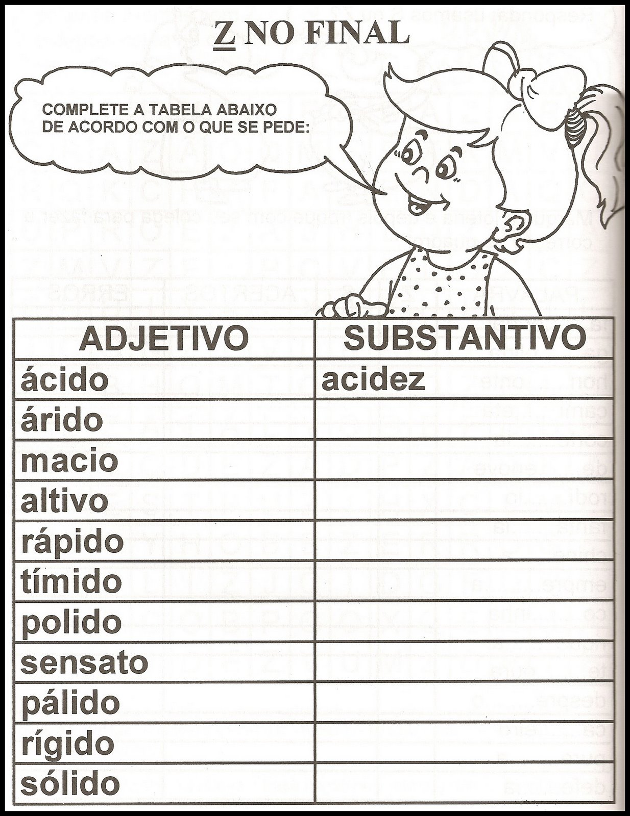 Muito Artselma: ATIVIDADES DE ORTOGRAFIA WA55