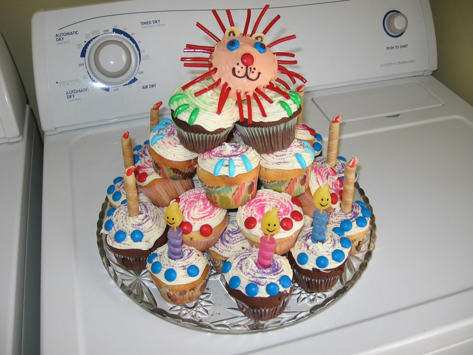 le coeur en sucre gâteau pour fillette