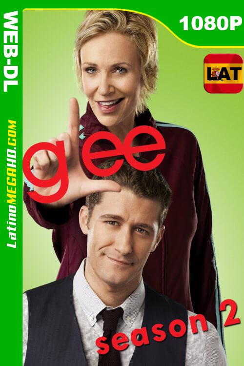 Glee (Serie de TV) Temporada 2 Latino HD WEB-DL 1080P ()