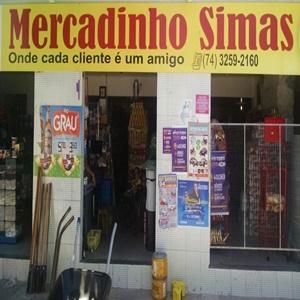 Mercadinho Simas, deseja boas festas e feliz 2017