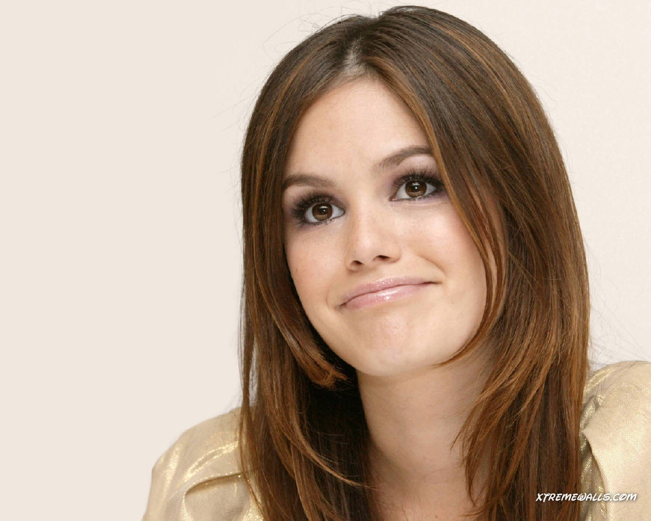 rachel bilson ... but I can't be too sure. Security had already dragged me quite a ways ...
