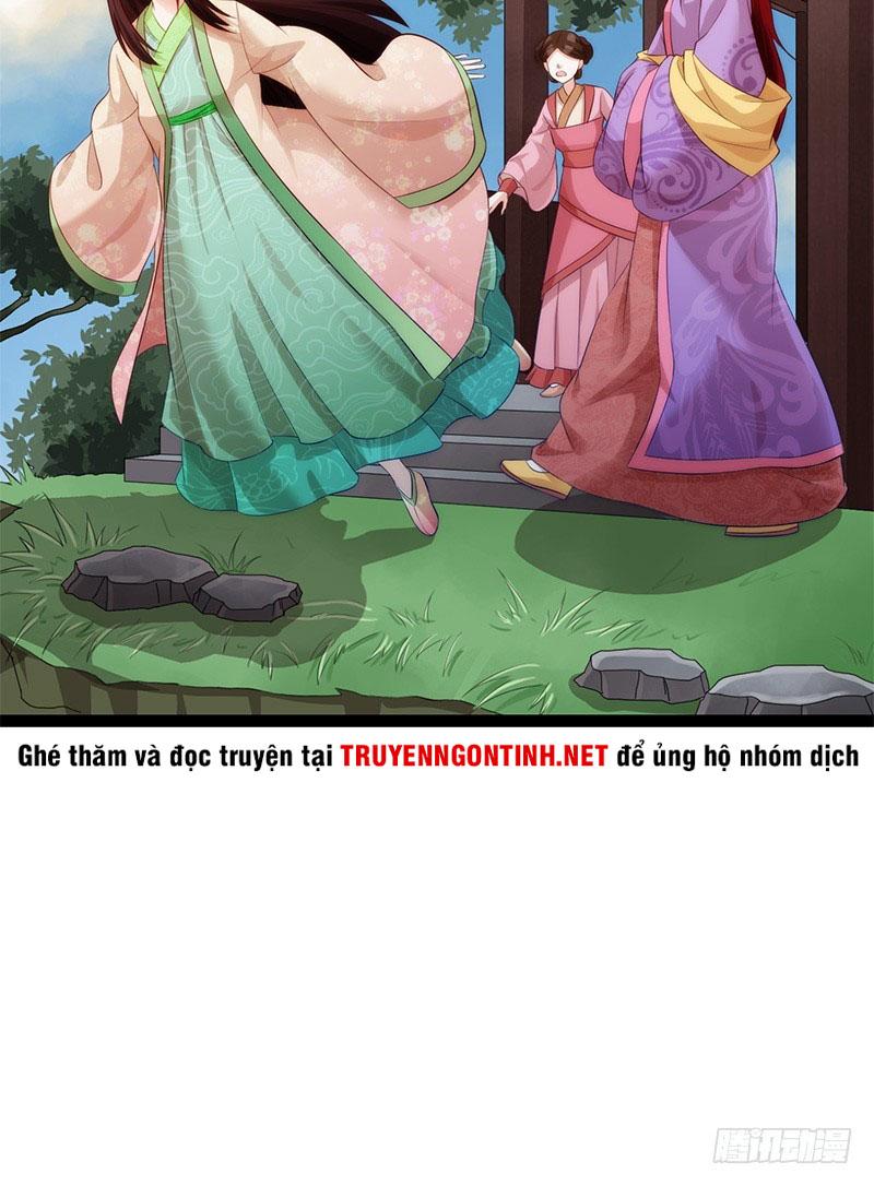 Niết Bàn Chi Phượng Nhan Lâm Ca chap 4 - Trang 8
