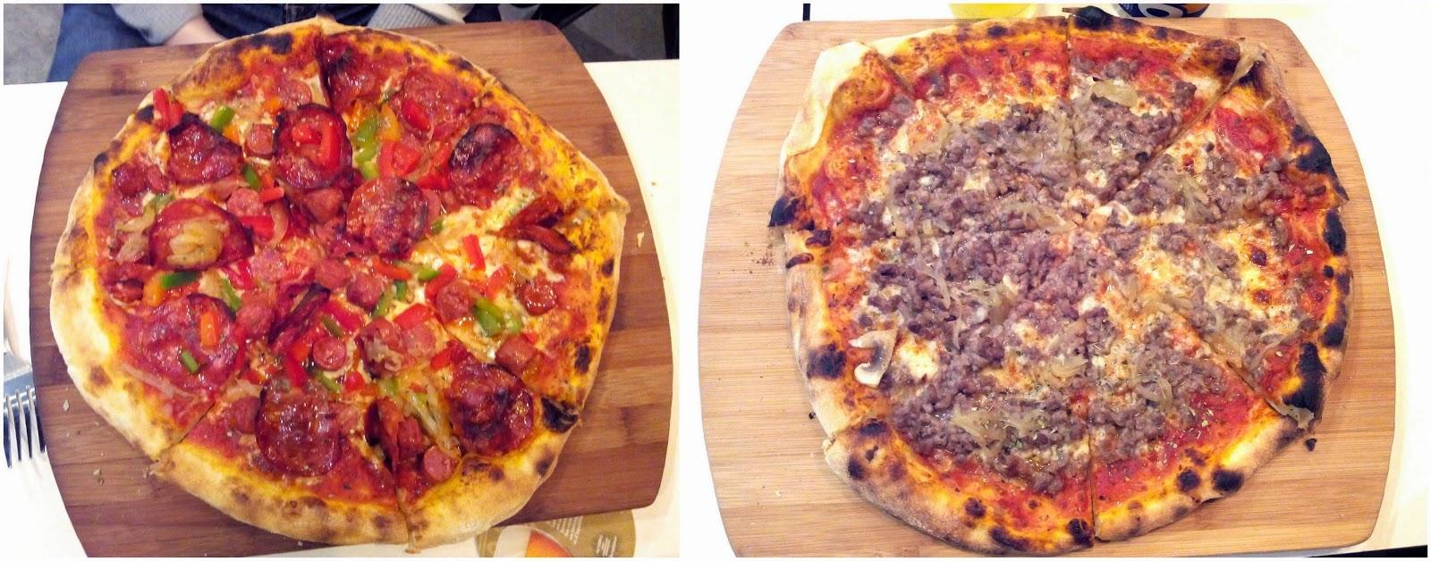 pizza, pizzeria, Nantes, 180g, bullelodie