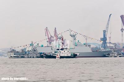 China's New Type 054A Frigates