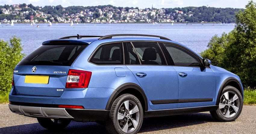New Skoda Octavia Scout starts from £25,315 | Wheelsology.com - World of Wheels