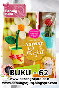 NEW ITEMS - BUKU SOUVENIR RAJUT