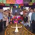 La  casa del arte de Rio Bravo, instala su tradicional altar de muertos, en esta ocasión como un gran homenaje a Don Francisco Gabilondo Soler, (Cri- Cri)