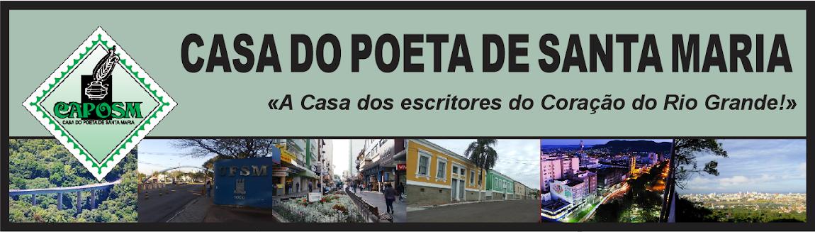 Casa do Poeta de Santa Maria - CAPOSM