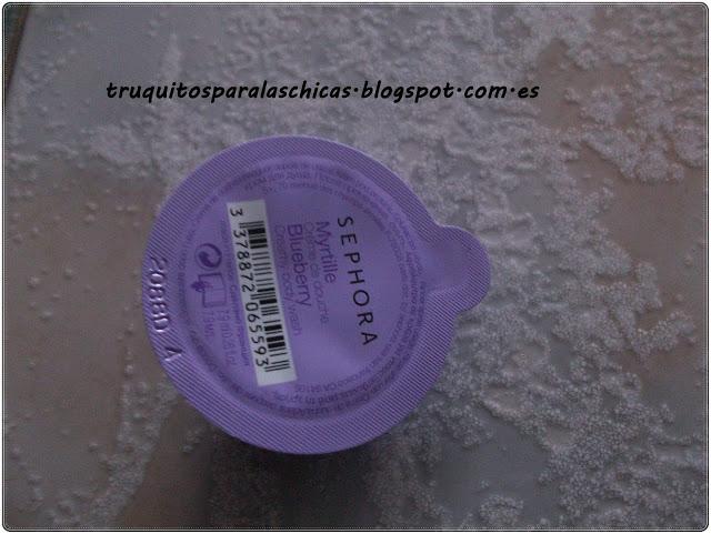 bomba baño sephora