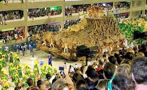 Foto del Carnaval de Brasil en Río de Janeiro