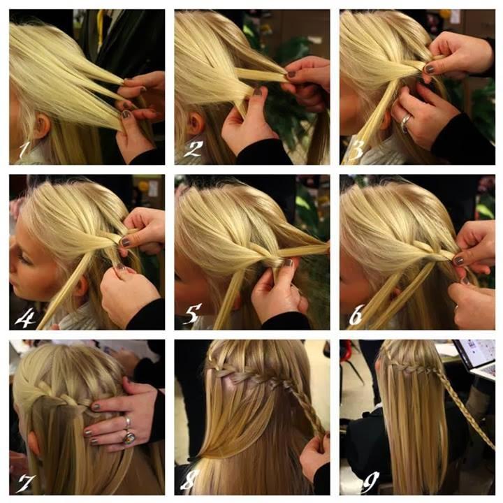 Peinados Con Trenzas Para Pelo Largo - Peinados con trenzas para pelo largo Enfemenino