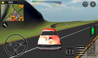 Screenshots of the Furious car driver 2016 for Android tablet, phone.
