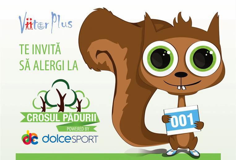 Invitaţie la Crosul Pădurii 2014 - banner