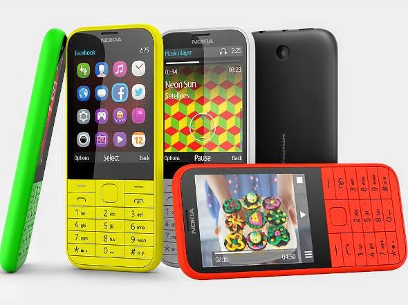 Nokia 225, gadgets, Microsoft, Nokia, celular