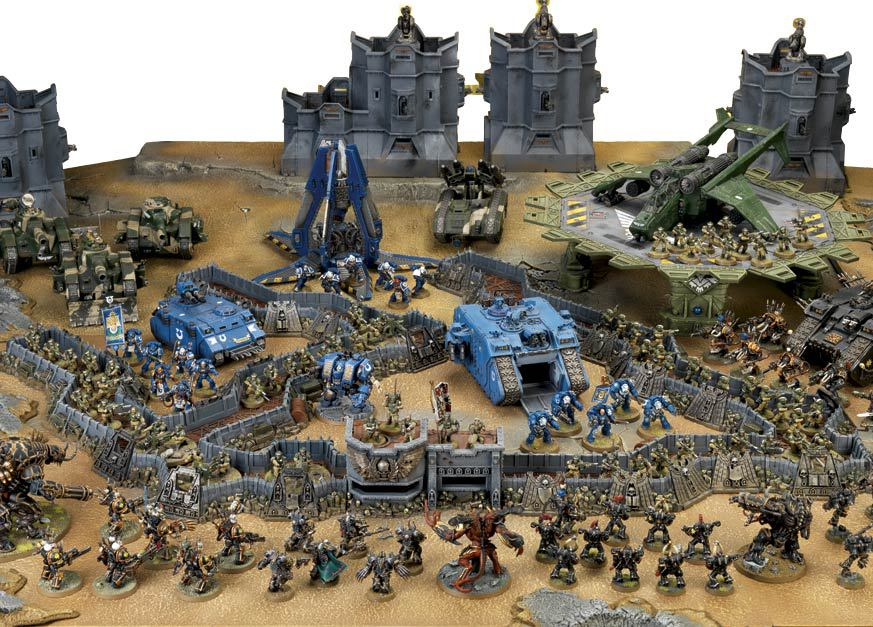 Image result for huge warhammer game