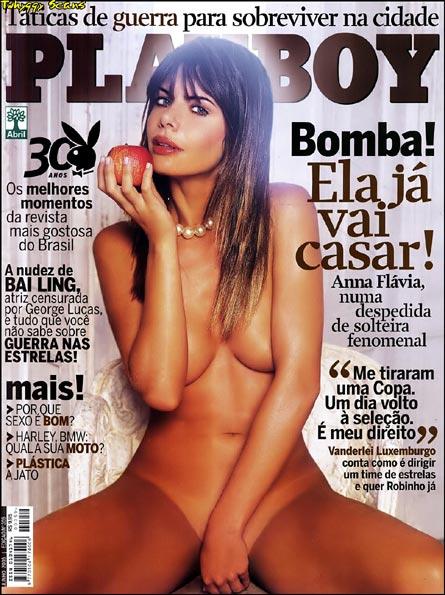 Anna Flávia Cicarelli nua