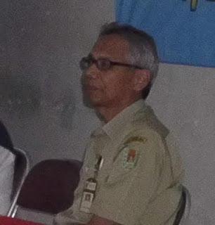 Kepala DPU dan ESDM Kabupaten Magelang Ir. Haryono Yahmo