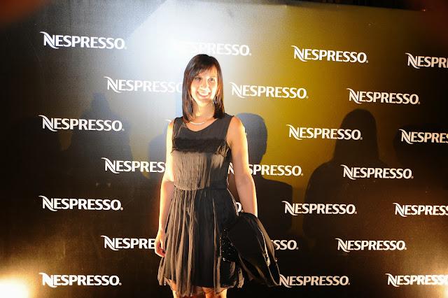 Inaugurazione Nespresso Parma, blogger parma, banana e cioccolato, silvia diemmi