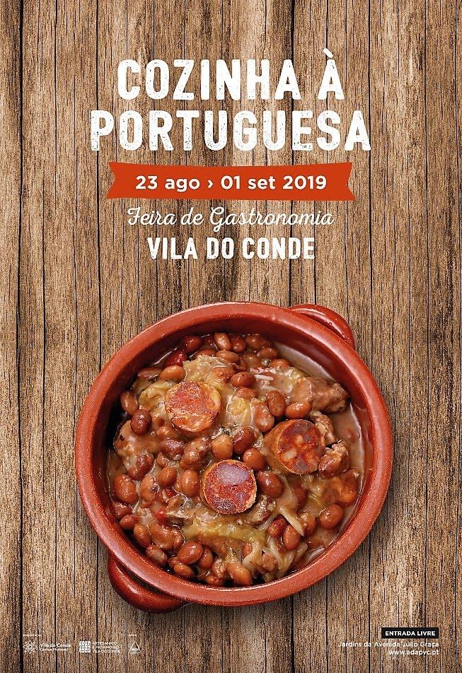 23 de agosto a 1 de setembro: Vila do Conde