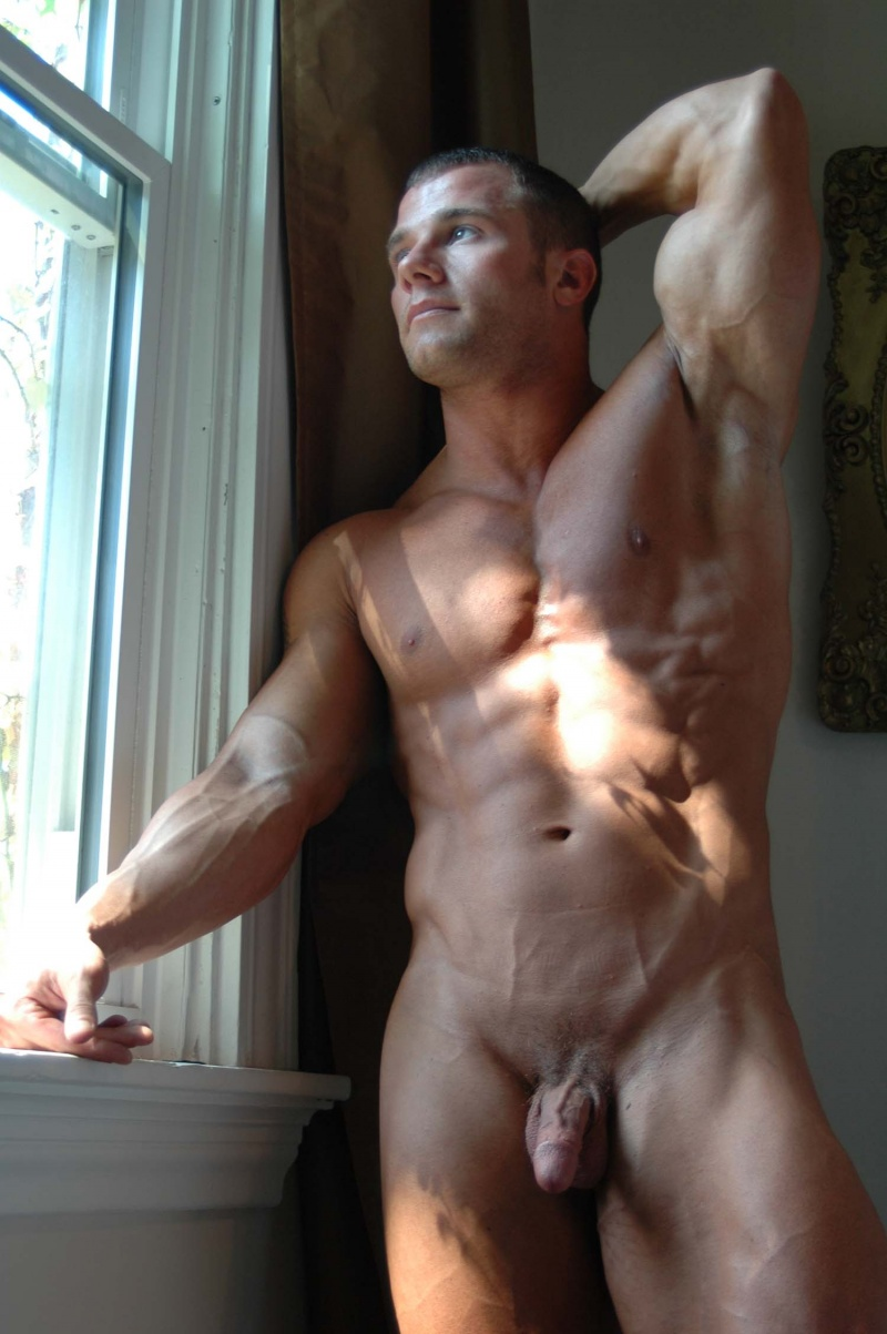 naked all american men