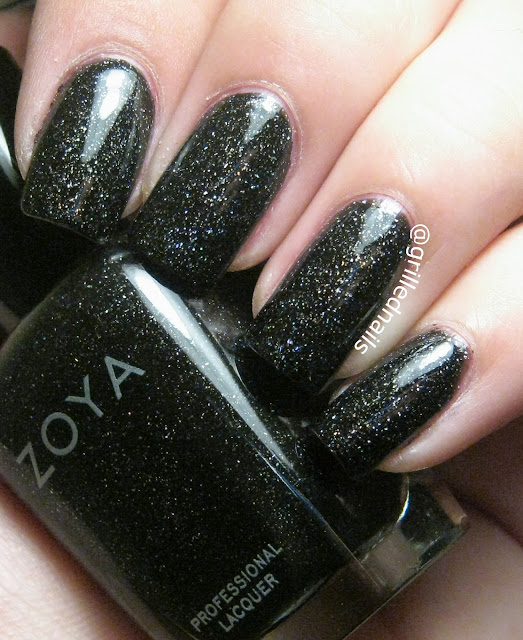 zoya storm swatch nails grillednails grilled nails hector alfaro grilledsandwich grilled sandwich