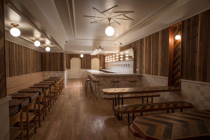 Name: Tørst Beer Bar Design: HOme