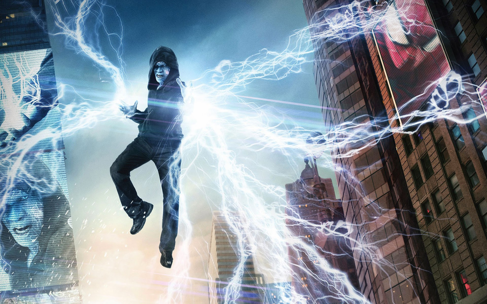 Electro Amazing Spider Man 2 3c Wallpaper HD
