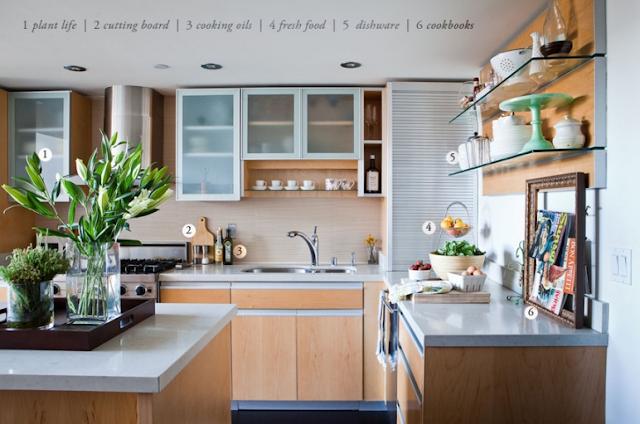 रसोईघर कैसे व्यवस्थित करें