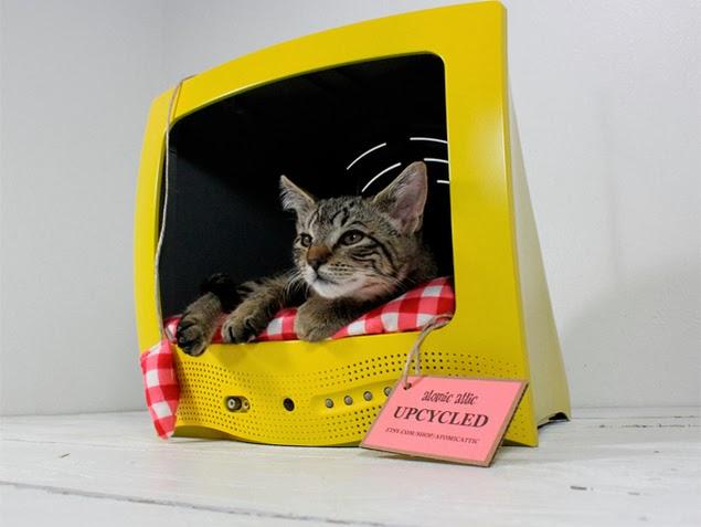 reciclar una televisión