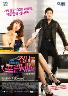 Phim Nữ Tố Viên Sành Điệu - Prosecutor Princess Vietsub Trọn Bộ