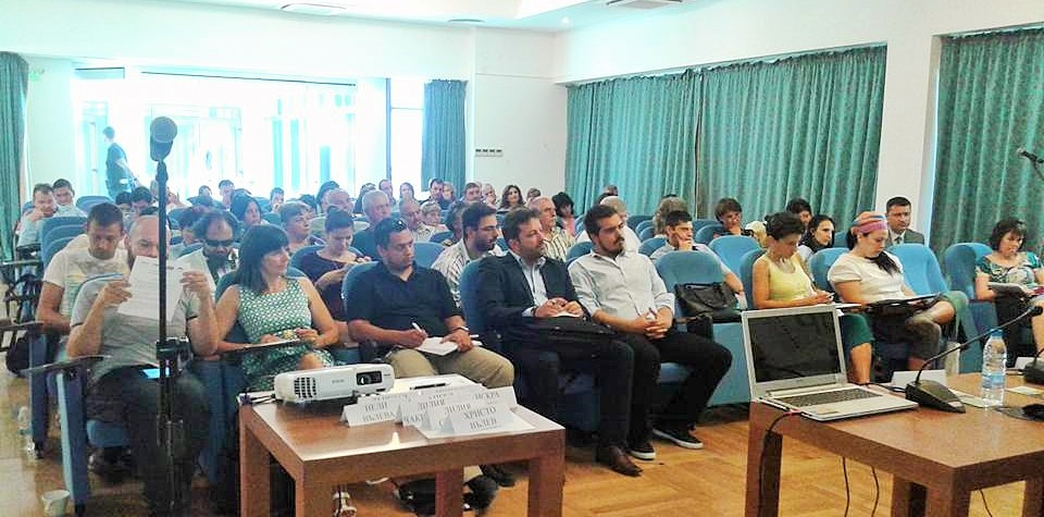 26-28/7 2015– Participation in the Balkan Organic Forum