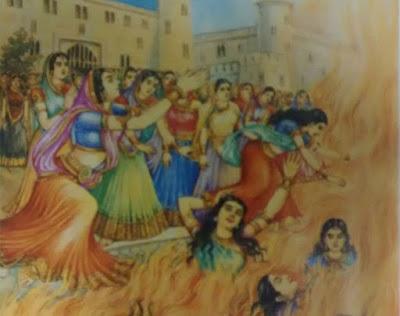 sati,death,santhara