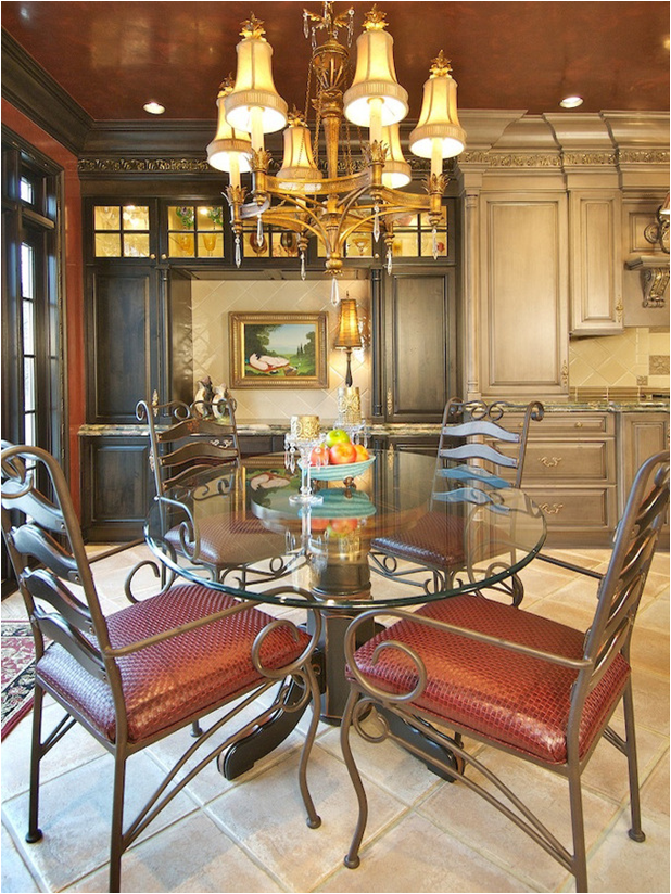 Traditional Home Dining Rooms : traditional dining room design ideas traditional dining room design ...