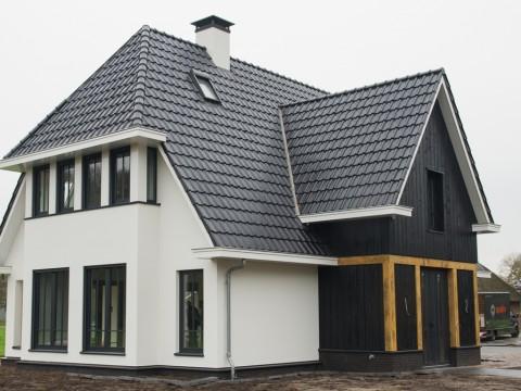 Huisontwerp vrijstaande woning bouwen for Nieuwe woning bouwen