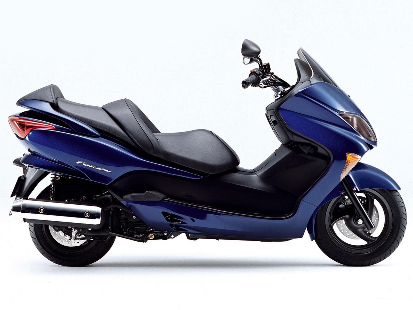 Расскажите о Honda Forza 250 - Клуб любителей Макси ...