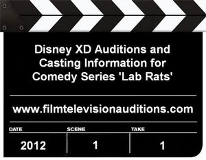 Disney XD Auditions Lab Rats