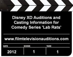 Disney XD Auditions Lab Rats