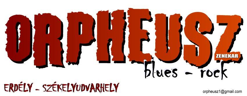 ORPHEUSZ zenekar                          blues-rock