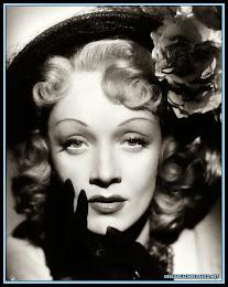 Fotografía de Marlene Dietrich