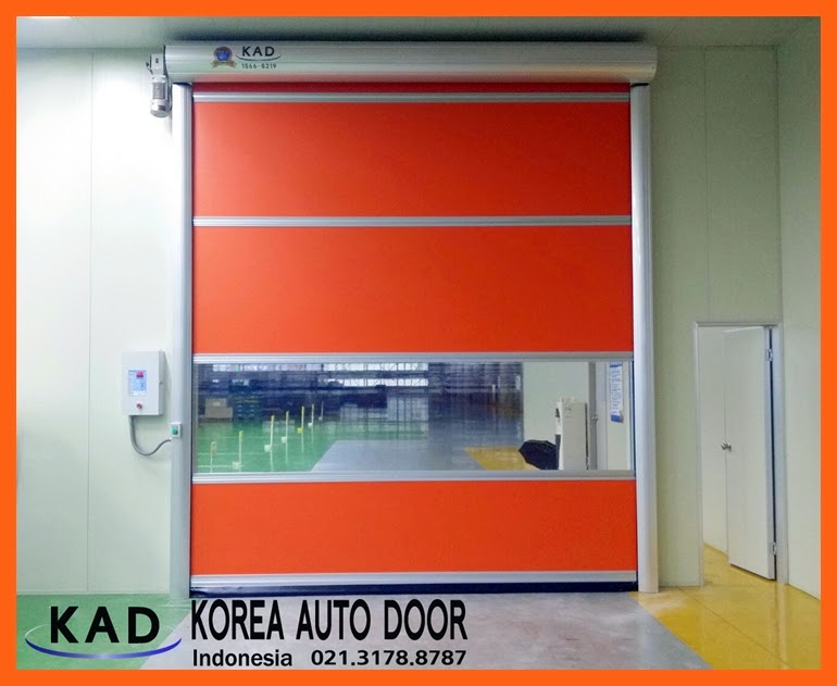 pintu high speed door assure the excellent quality of products and perfect a/s